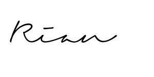 Signature Black Signerica