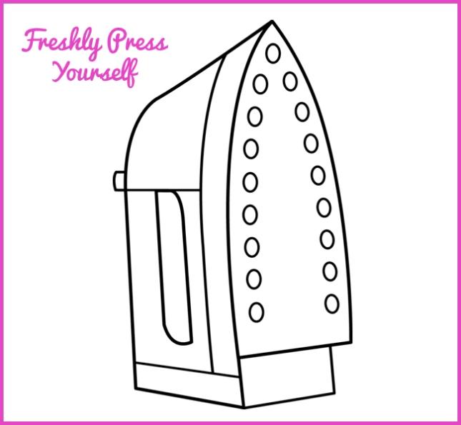 Freshly Press Yourself Iron